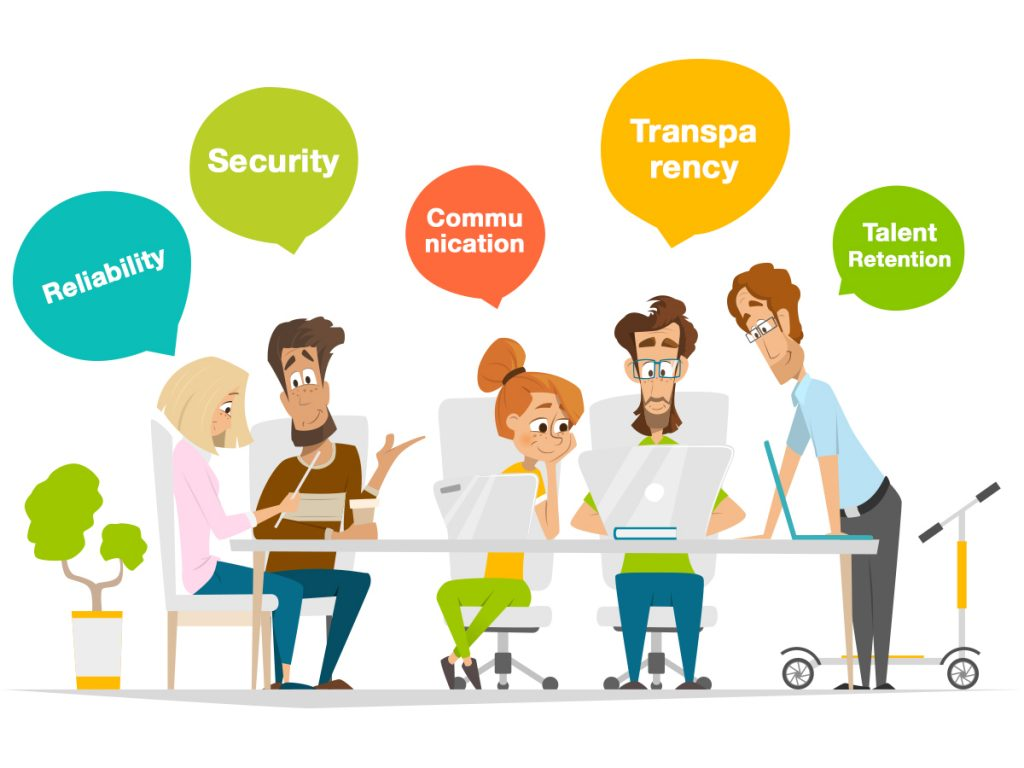 ScreenIT Building IT teams beyond borders